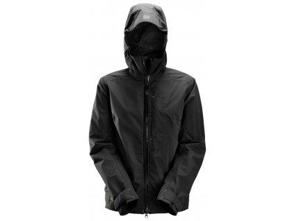 Bunda nepromokavá AllroundWork dámská černá XS Snickers Workwear