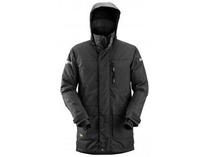 Parka nepromokavá AllroundWork 37.5® zimní černá XS Snickers Workwear