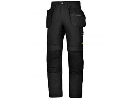 Kalhoty AllroundWork+ sPK černé Snickers Workwear