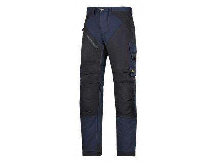 Kalhoty RuffWork tm. modré Snickers Workwear