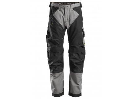Kalhoty RW Canvas+ šedé Snickers Workwear