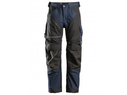 Kalhoty RW Canvas+ tmavě modré Snickers Workwear