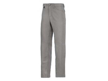 Kalhoty Service Chinos šedé Snickers Workwear