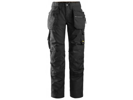 Kalhoty AllroundWork+ dámské s PK černé Snickers Workwear