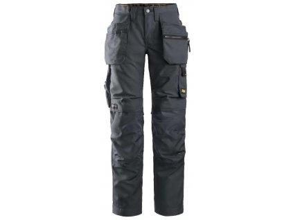 Kalhoty AllroundWork+ dámské s PK šedé Snickers Workwear