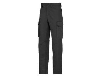 Kalhoty Service černé Snickers Workwear