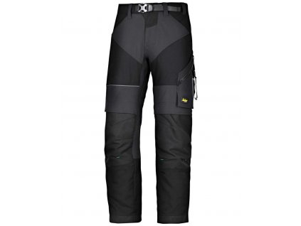 Kalhoty FlexiWork+ černé Snickers Workwear