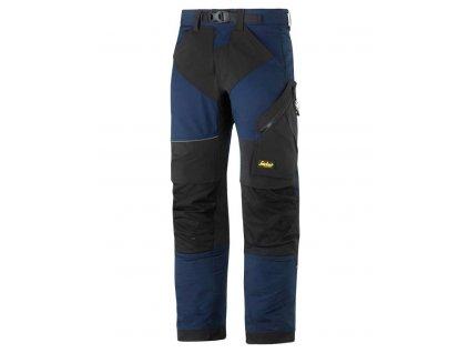 Kalhoty FlexiWork+ tm. modré Snickers Workwear