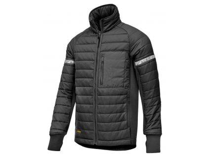 Bunda prošívaná AllroundWork 37.5® černá Snickers Workwear