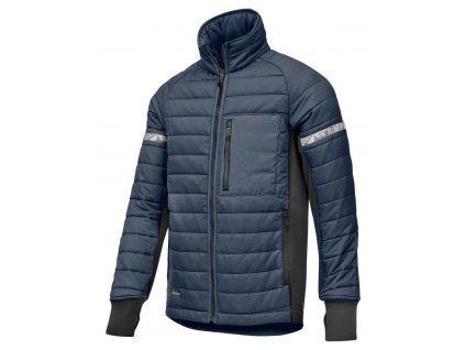 Bunda prošívaná AllroundWork 37.5® modrá Snickers Workwear