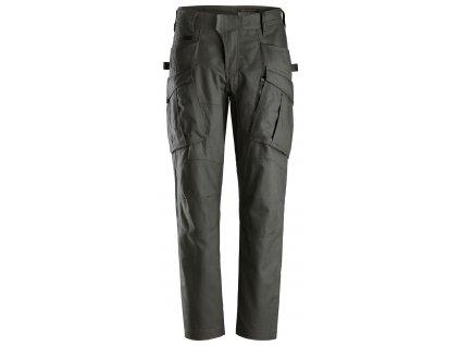 Kalhoty P20 Cargo tmavě zelené vel. 38/34 Dunderdon
