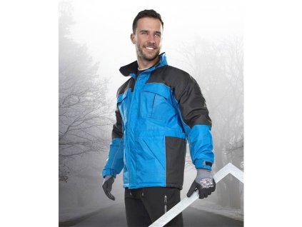 Zimní bunda ARDON®RIVER modrá