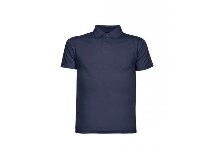 Polokošile NORA modrá-navy, 180g/m2