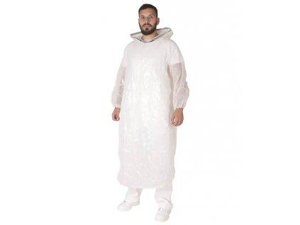 Jednorázová pláštěnka ARDON®MIKE bílá