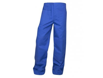 Kalhoty pas KLASIK středně modré