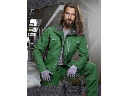 Blůza URBAN+ zelená