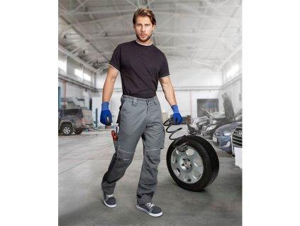 Kalhoty ARDON®URBAN+ šedé prodloužené