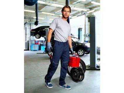 Kalhoty ARDON®URBAN+ tmavě modré prodloužené