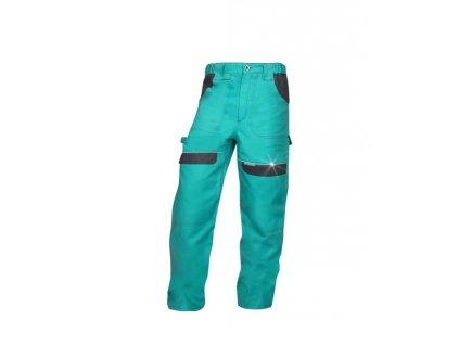 Kalhoty ARDON®COOL TREND zelené prodloužené