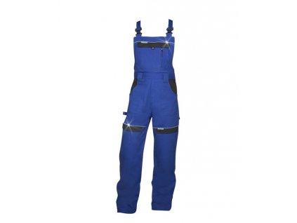 Zimní kalhoty s laclem ARDON®COOL TREND modré (46)