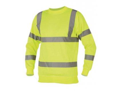 Reflexni mikina ARDON®B303 žlutá – DOPRODEJ