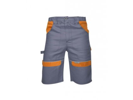 Šortky ARDON®COOL TREND šedo-oranžové