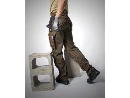 Kalhoty pas VISION 02 Tarmac, 170 cm (46)