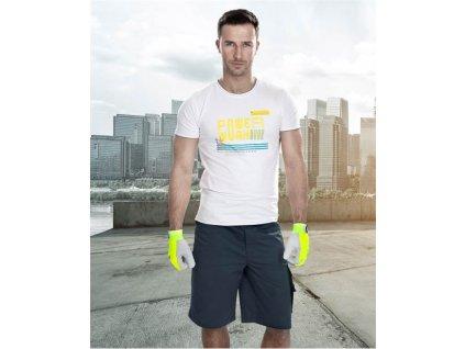 Tričko ARDON®4TECH PowerWork bílé