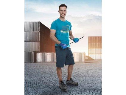 Tričko ARDON®4TECH  PowerWork modré