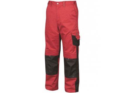 Kalhoty ARDON®PRE100 červeno-černé – DOPRODEJ