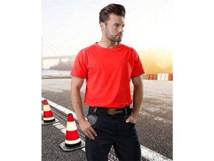 Tričko R8ED+ červené