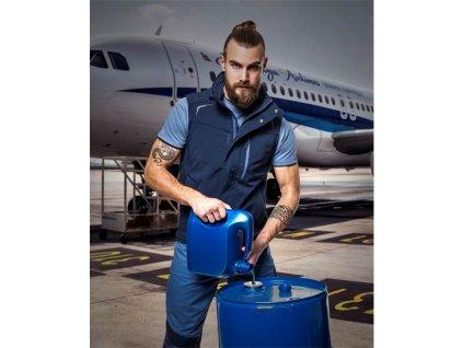 Softshellová vesta ARDON®R8ED+ modrá