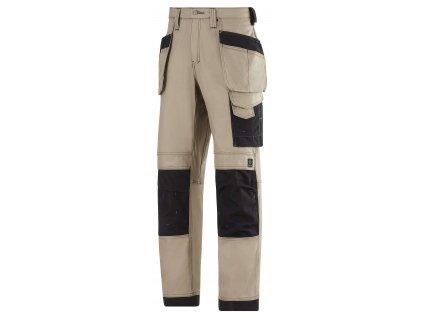 Kalhoty Canvas+™ řemeslnické vel. 044 Snickers Workwear