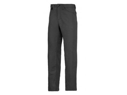 Kalhoty Service Chinos černé Snickers Workwear