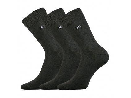 VOXX ponožky Žolík II tmavě šedá
