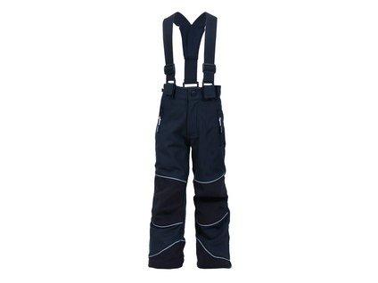 Dětské softshell kalhoty DRAGONFLY, černé