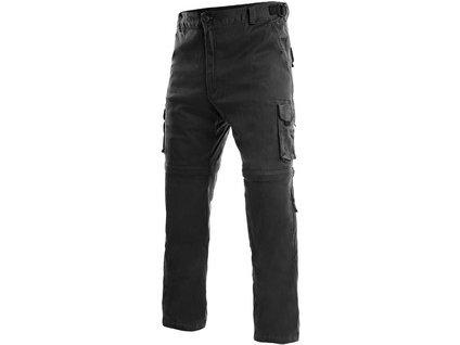Kalhoty CXS VENATOR, pánské, černé