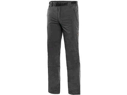Pánské kalhoty MISSISSIPPI, šedé, šedé