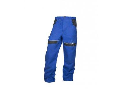 Kalhoty pas COOL TREND modré zkrácené