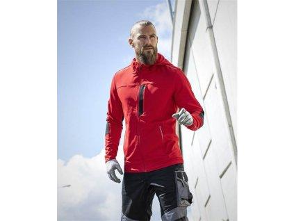 Softshellová bunda ARDON®BREEFFIDRY STRETCH červená