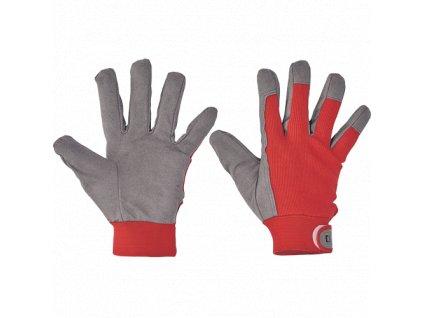 THRUSH rukavice kombinované