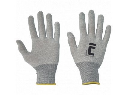 WRYNECK ESD rukavice pletené