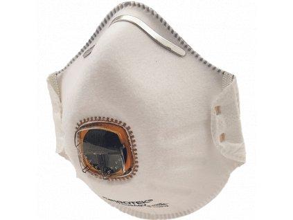 SPIROTEK VS2200V respirátor FFP2 s vent.
