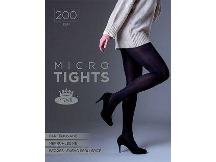 VOXX punčochové kalhoty MICRO tights 200 DEN nero