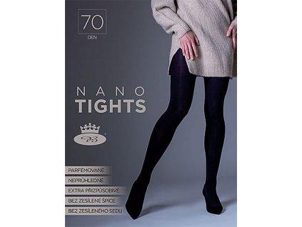 VOXX punčochové kalhoty NANO tights 70 DEN nero