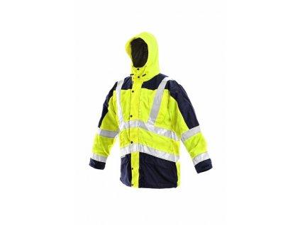 LONDON výstr.bunda 5v1 žluto-modrá (Velikost/varianta 3XL)