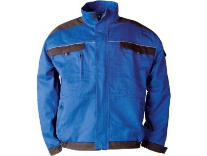 COOL TREND monterková blůza modro-černá (Velikost/varianta 66)