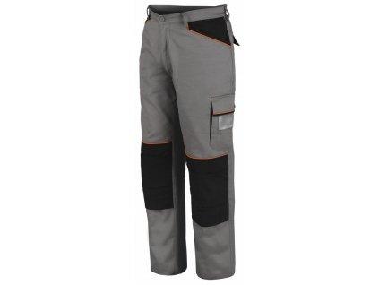 SHOT pracovní kalhoty montérkové šedé (Velikost/varianta 3XL)