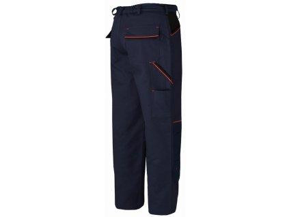 SHOT pracovní kalhoty montérkové modré (Velikost/varianta 3XL)