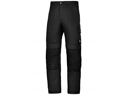 ALLROUNDWORK  pracovní kalhoty černé (Velikost/varianta 64)